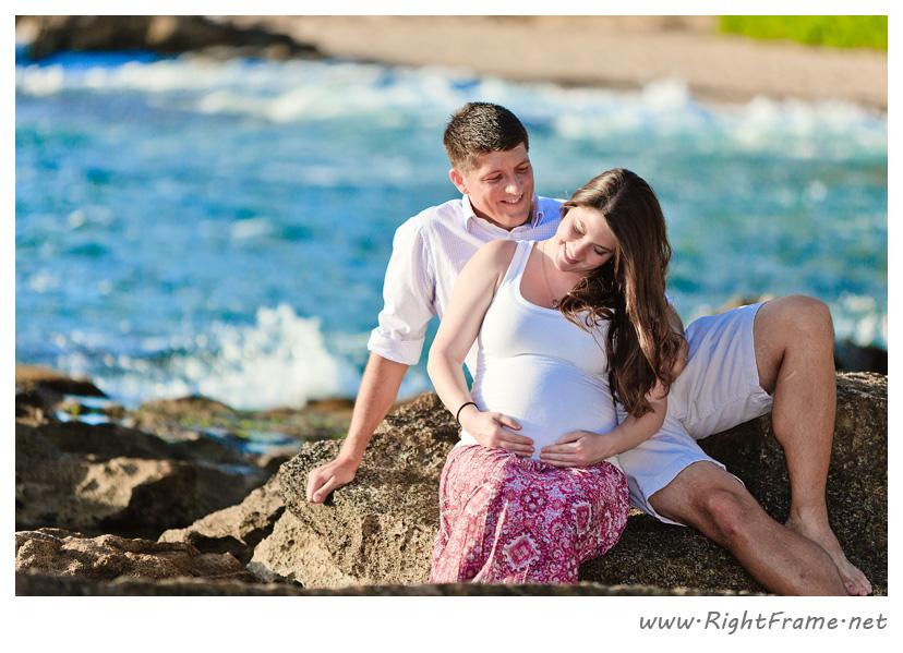 004_honolulu_maternity_Photography_secret_Beach