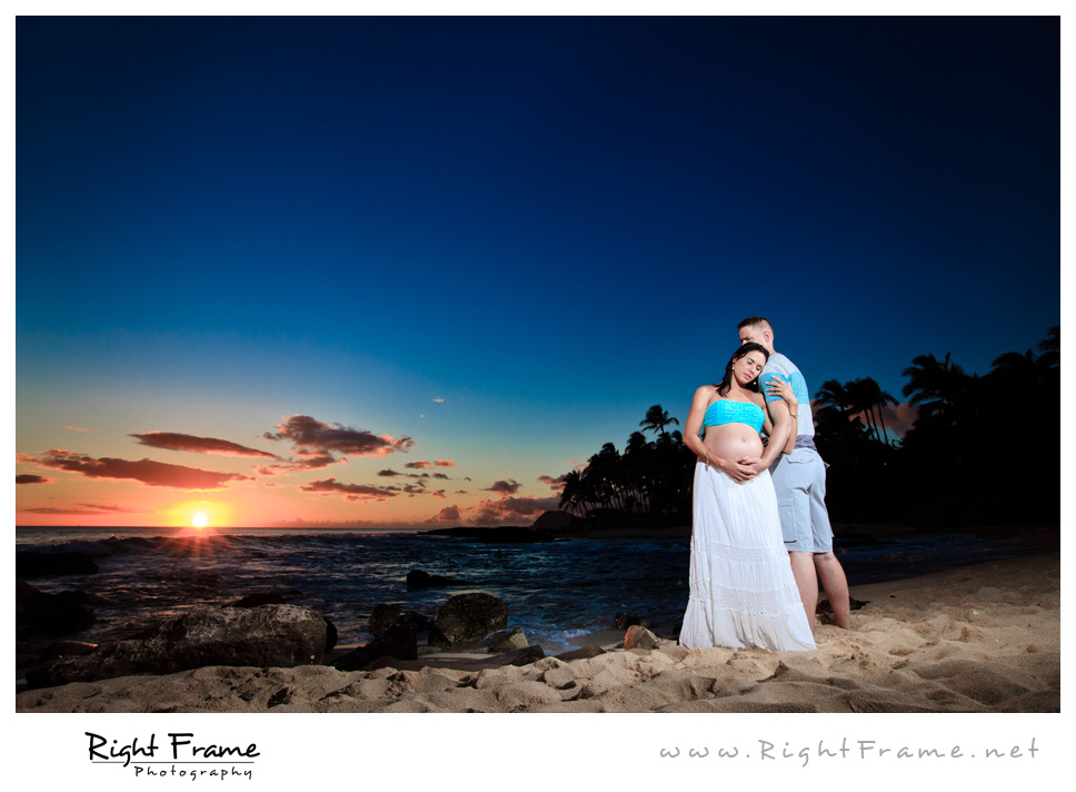 013_Oahu_Maternity_Photography_Koolina_Secret_Beach