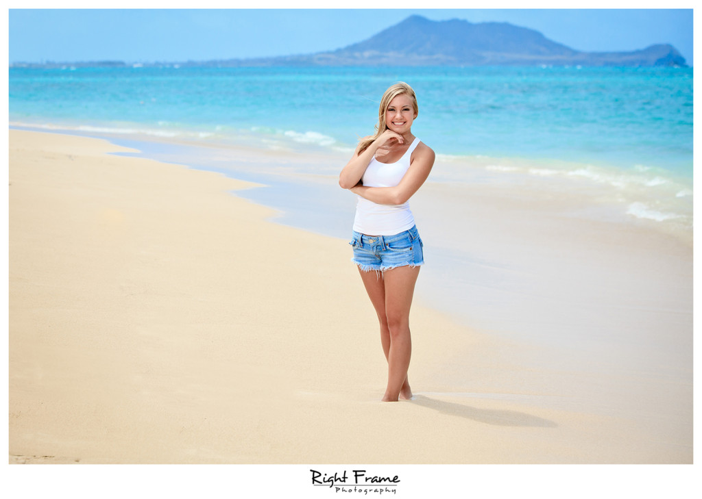 016_honolulu_senior_portrait_Photography_Lanikai_Beach