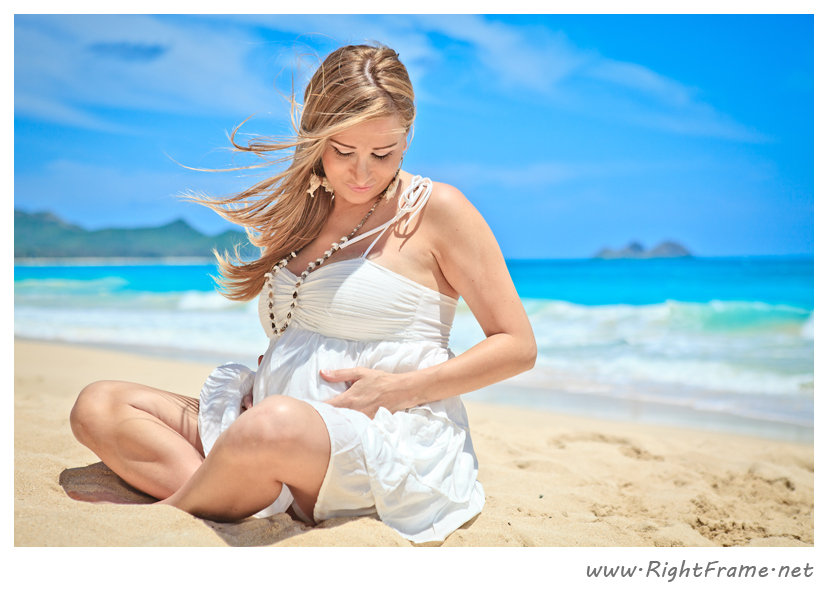 018_Oahu_maternity_Photography_waimanalo_Beach