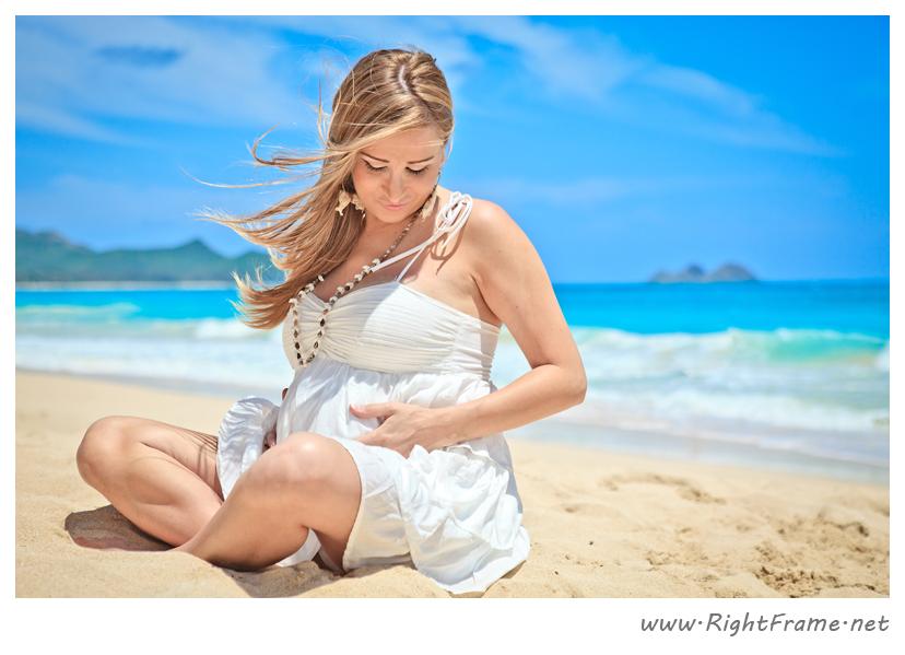018_Oahu_maternity_Photography_waimanalo_Beach