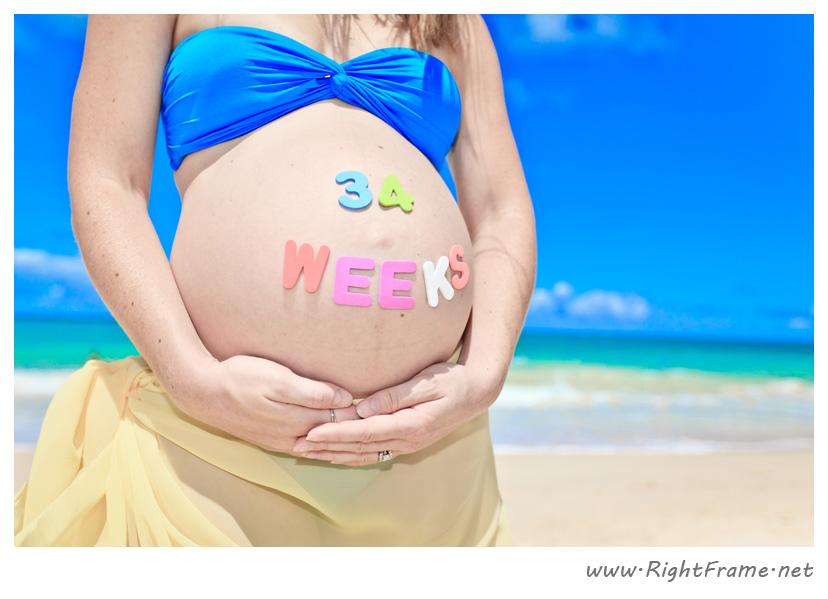 033_Oahu_pregnancy_Photography_waimanalo_Beach