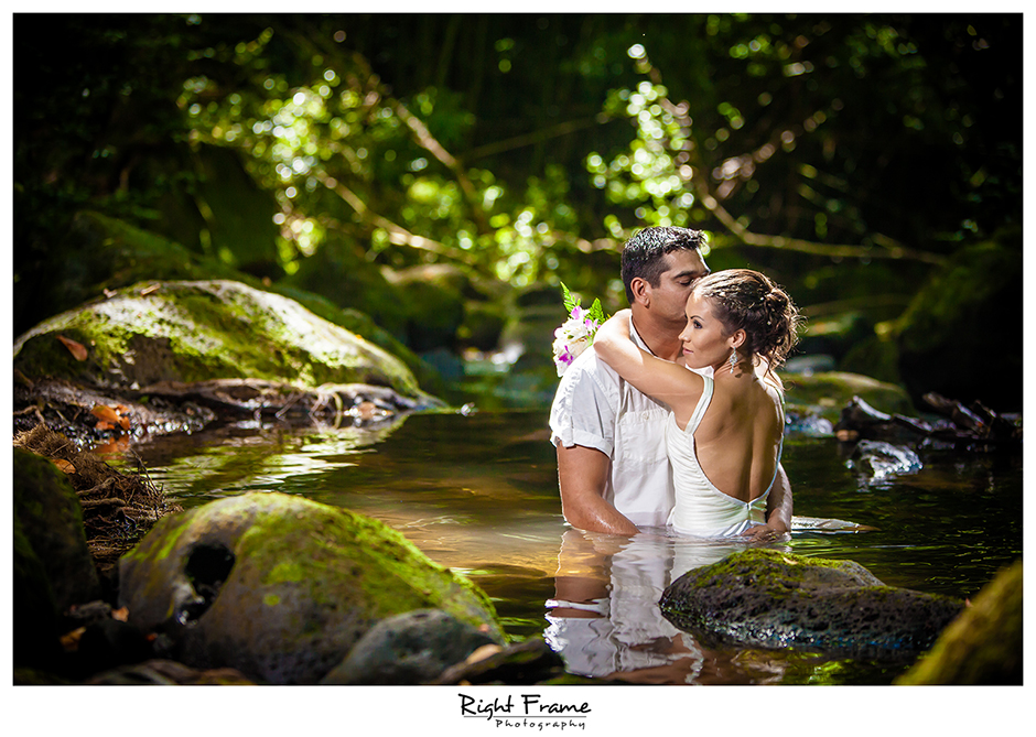 wedding photography in oahu hawaii