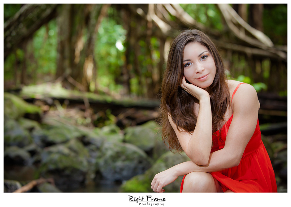005_Oahu senior portraits