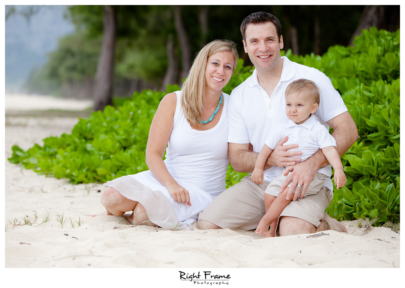 008_family pictures in oahu hawaii