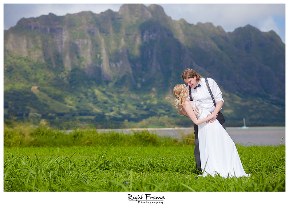 003_Kualoa ranch wedding paliku gardens