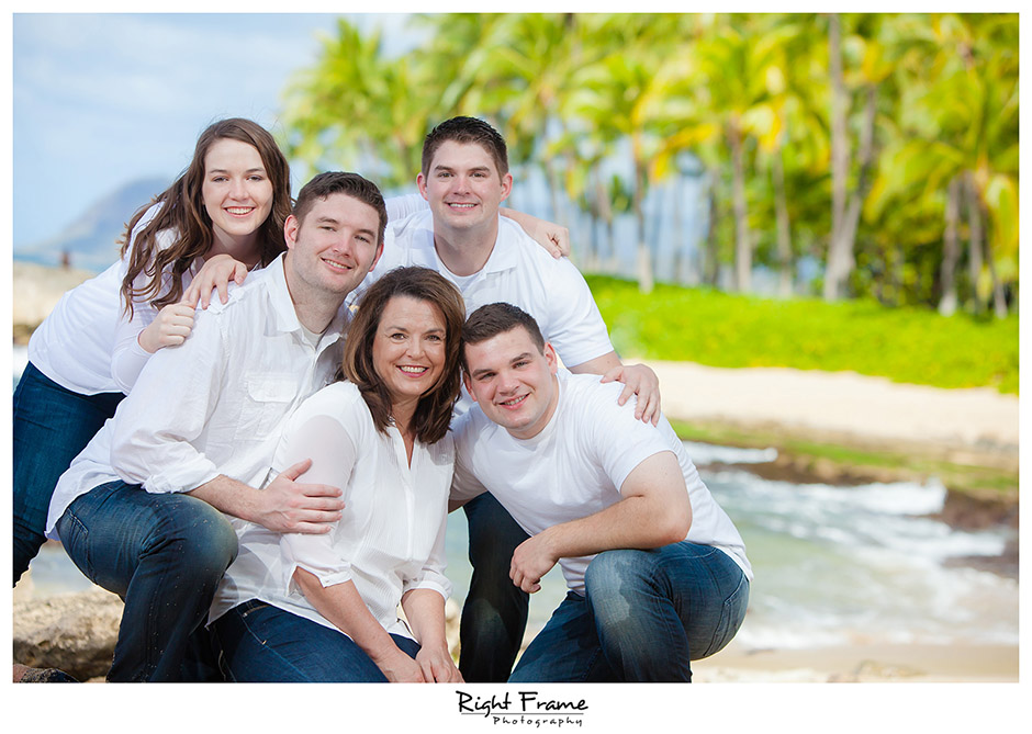 005_Oahu family photographers
