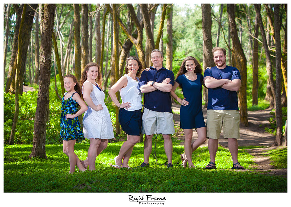 001_oahu family portrait photography