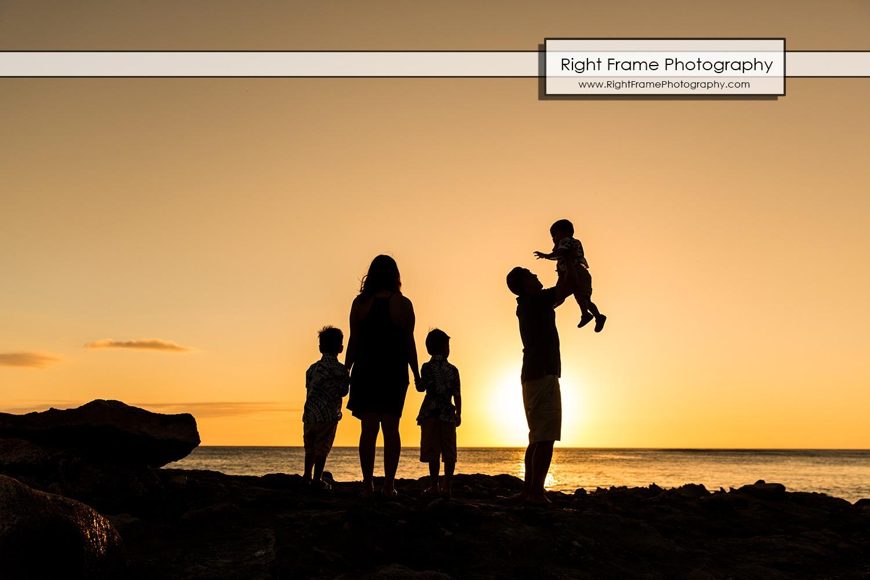 Aulani Disney Family Photographer in Ko Olina
