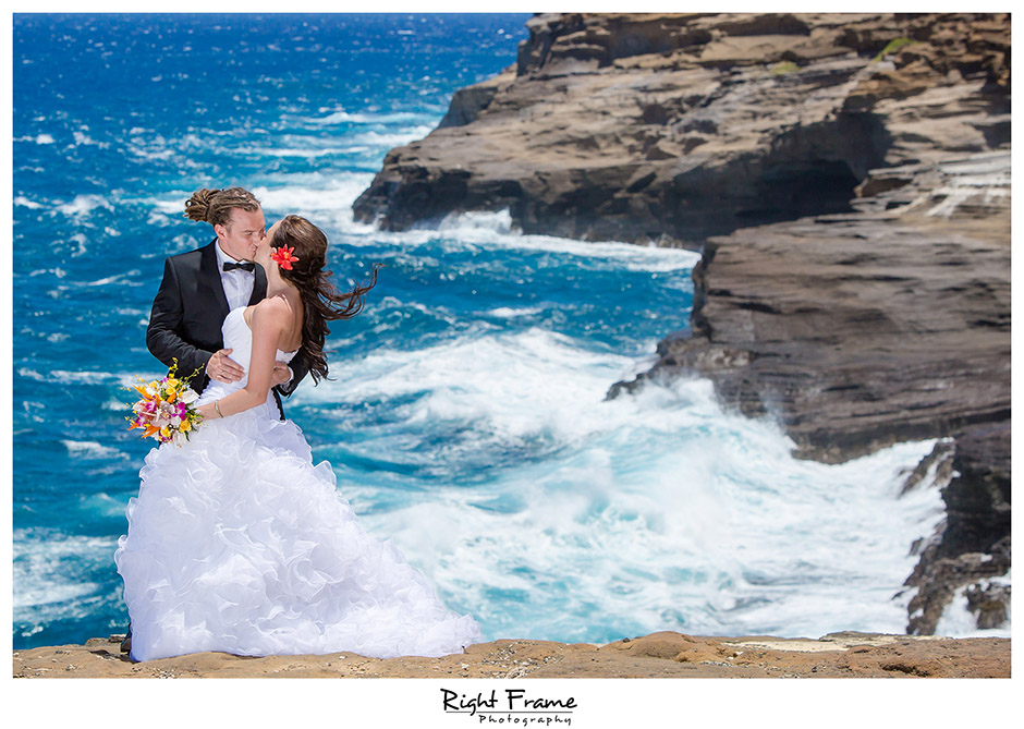 Waikiki Wedding Photographer