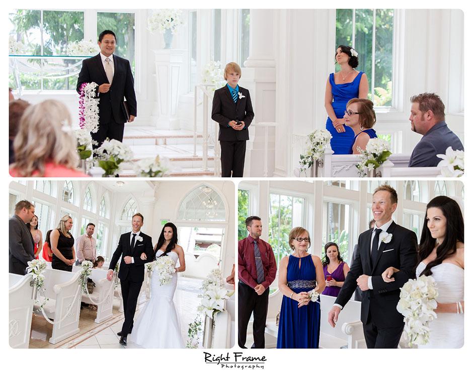 005_Wedding at Ocean Crystal Chapel