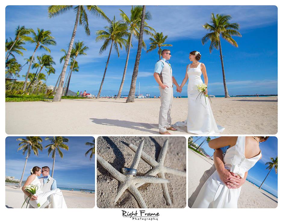 002_Wedding at Hale Koa Hotel Maile Tower Gazebo