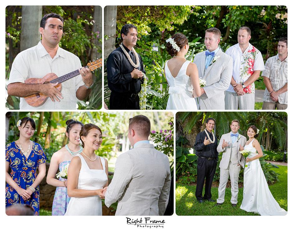 009_Wedding at Hale Koa Hotel Maile Tower Gazebo