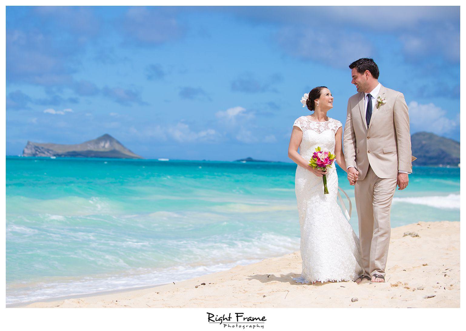 018_Oahu Beach Wedding waimanalo beach