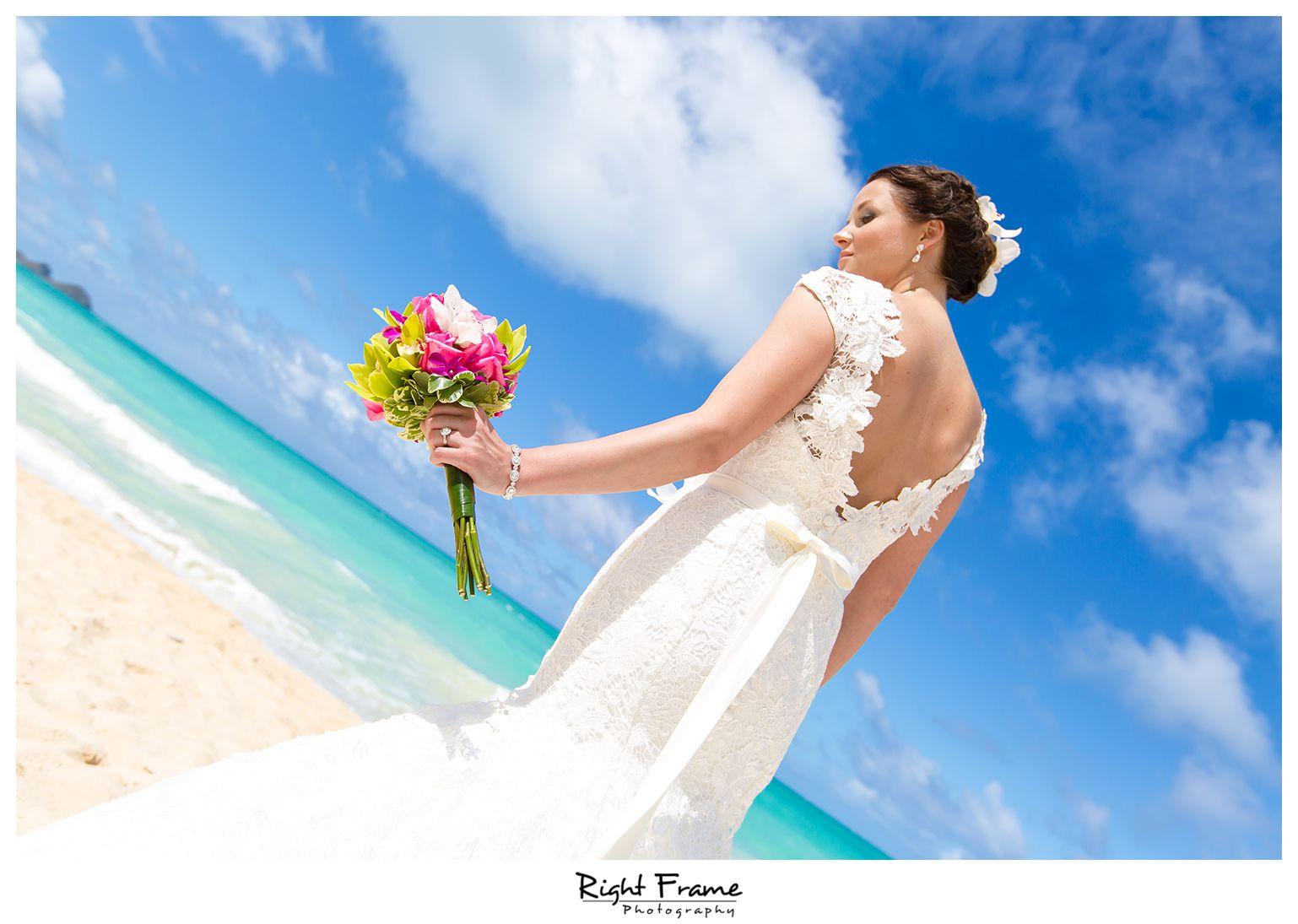021_Oahu Beach Wedding waimanalo beach