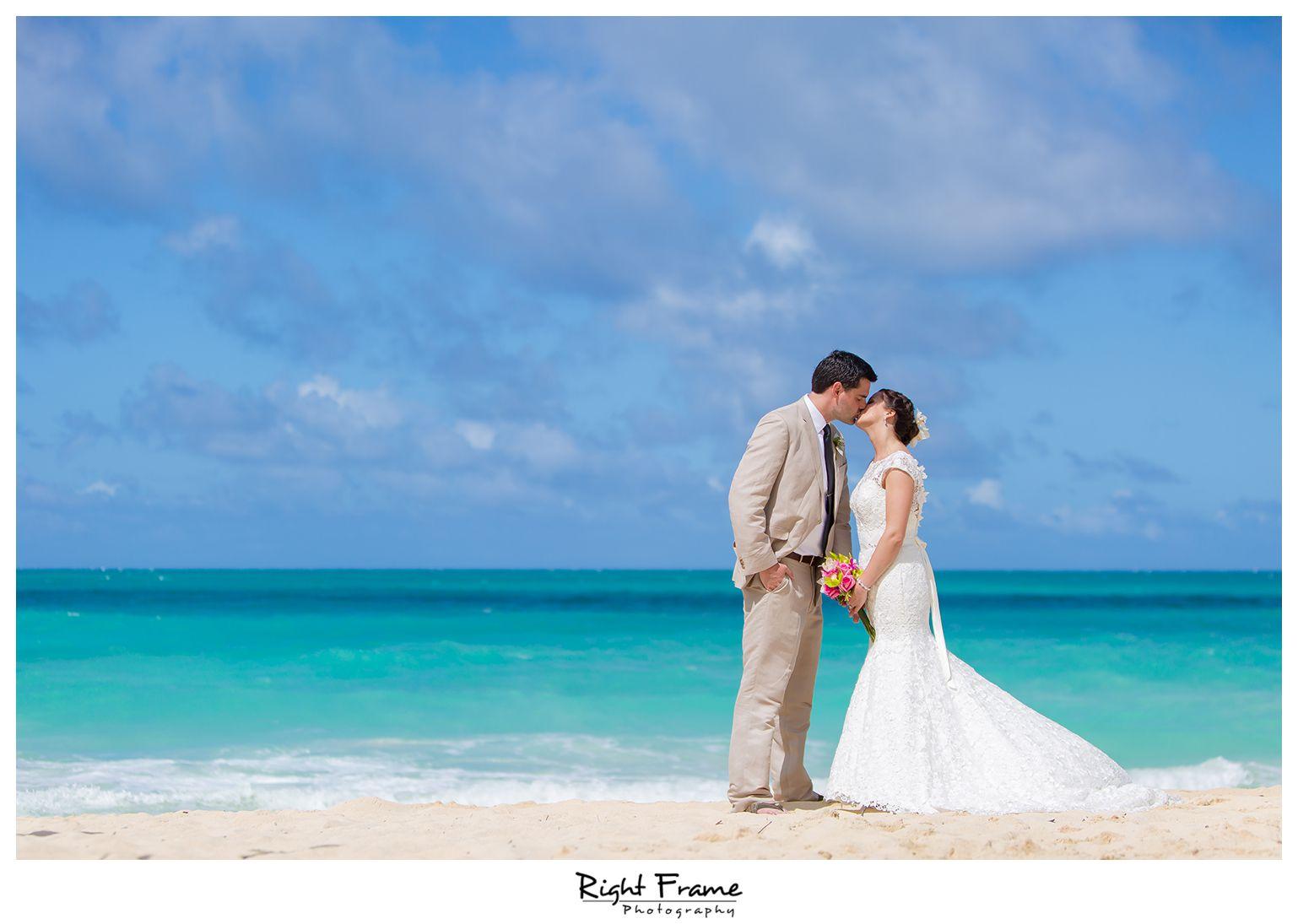 026_Oahu Beach Wedding waimanalo beach