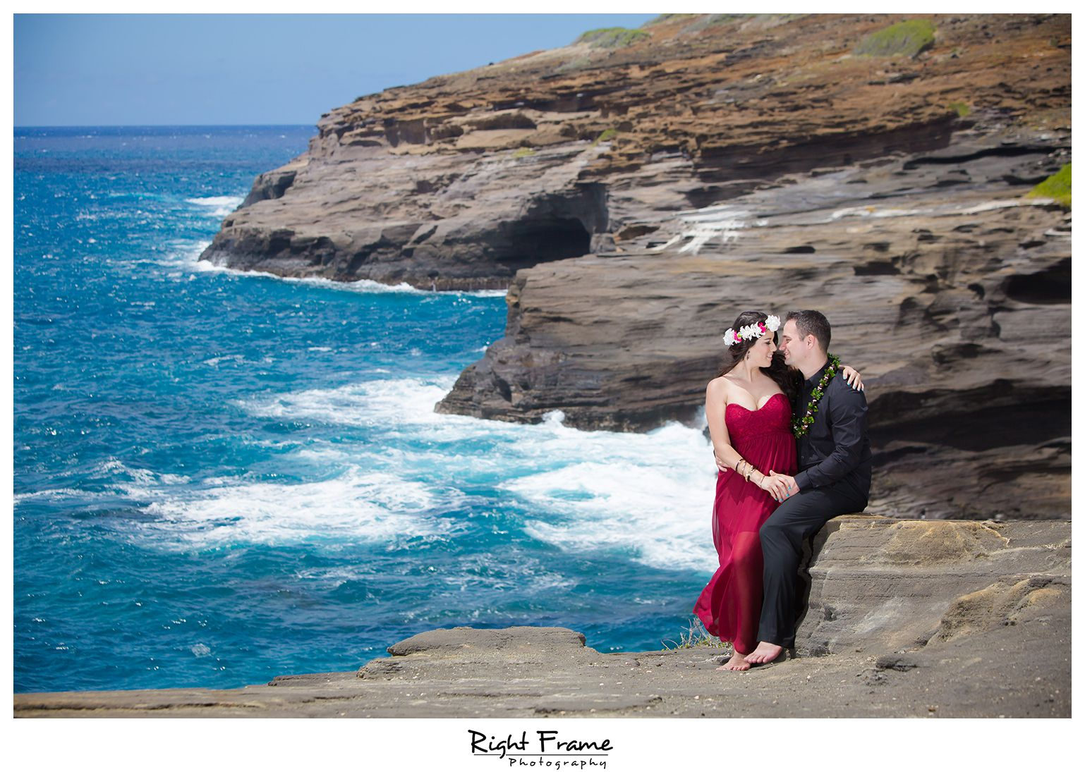 125_Oahu Engagement Photographer