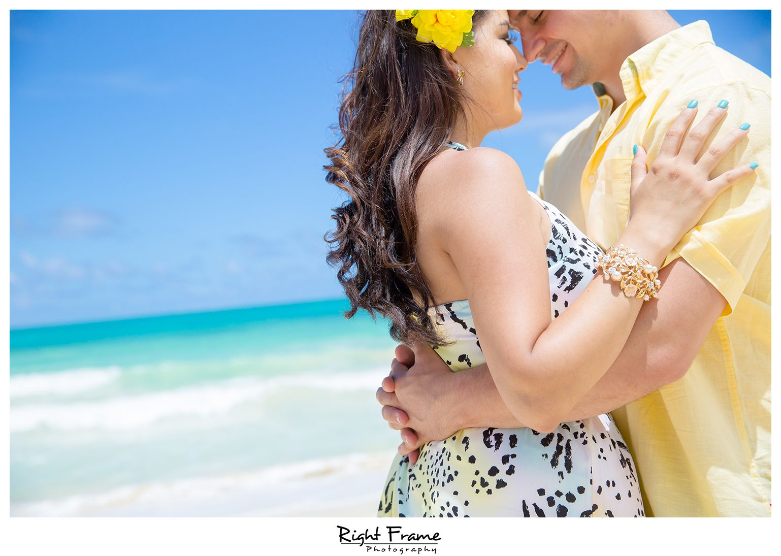 137_Oahu Engagement Photographer
