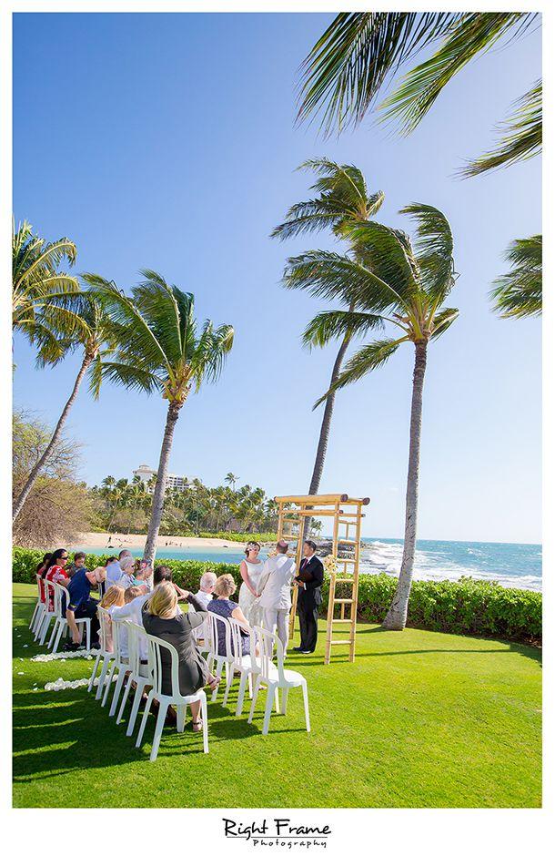 Right Frame Photography Paradise Coce Wedding Koolina Hawaii