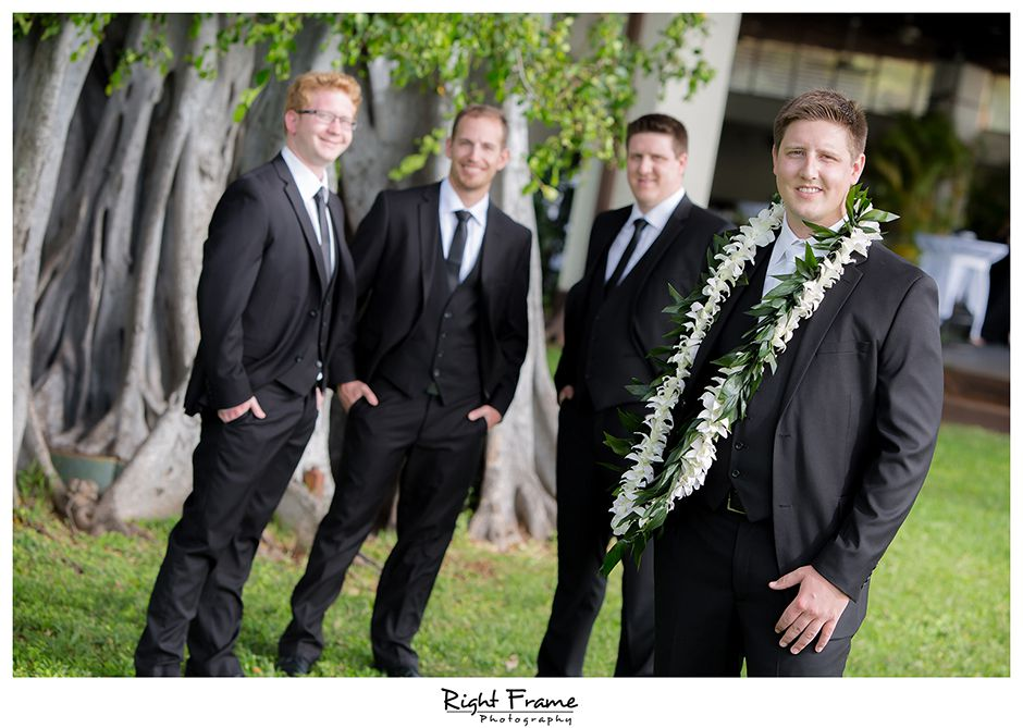 016_Hickam AFB Wedding Officers Club