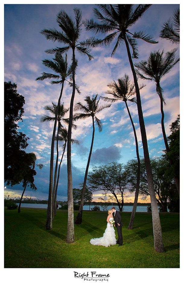 041_Hickam AFB Wedding Officers Club