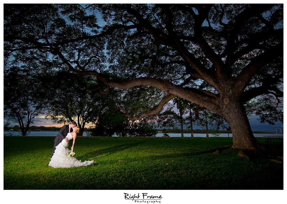 042_Hickam AFB Wedding Officers Club