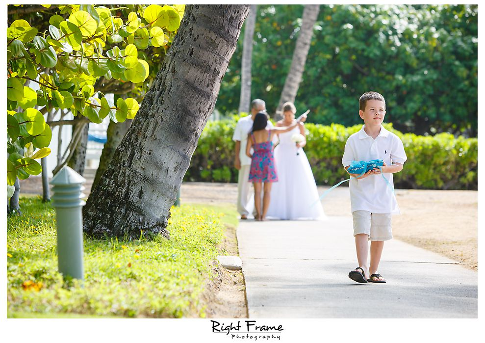 098_Kahala Beach Wedding oahu photographer