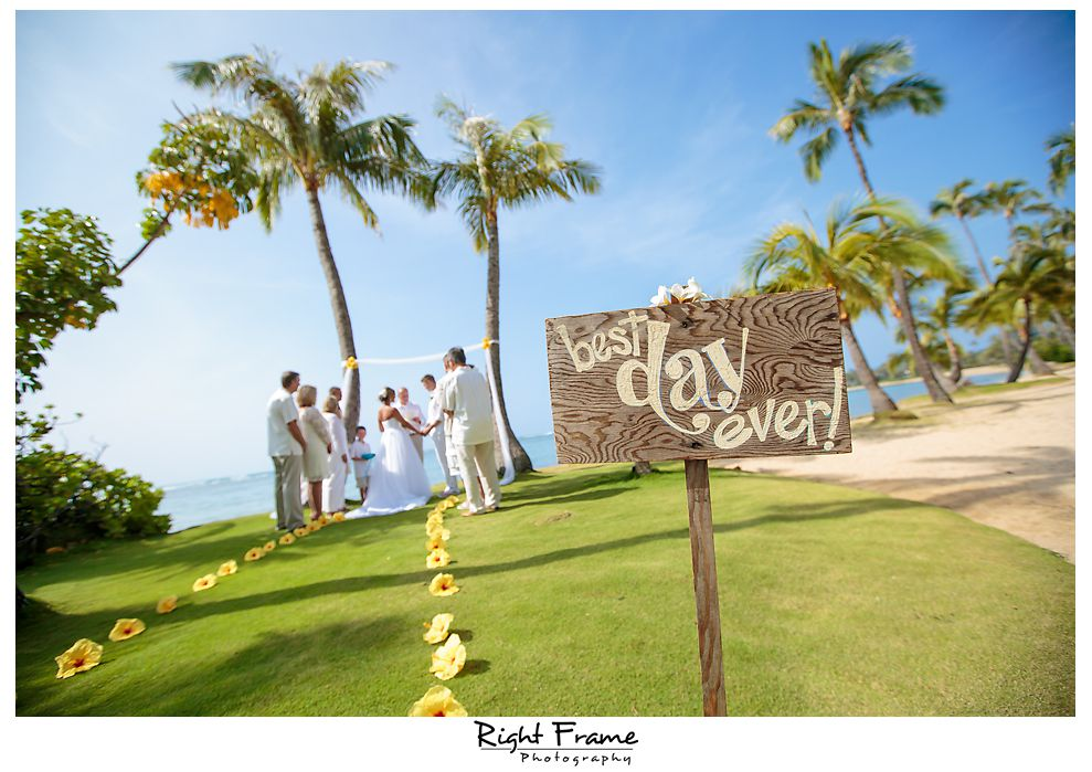103_Kahala Beach Wedding oahu photographer