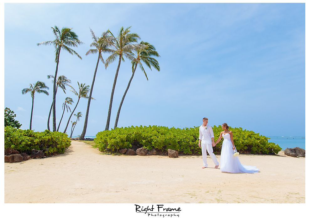 115_Kahala Beach Wedding oahu photographer