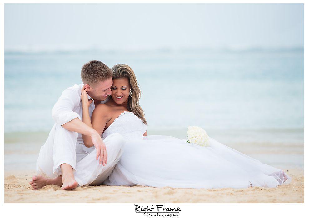 127_Kahala Beach Wedding oahu photographer