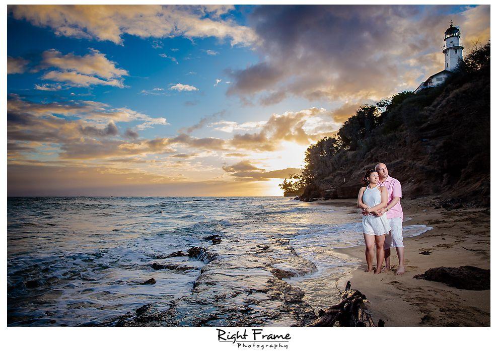 333_Waikiki Engagement Photographer