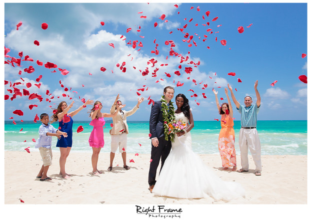 Hawaii Destination Wedding.Hawaii Destination Wedding Oahu By Right Frame Photography