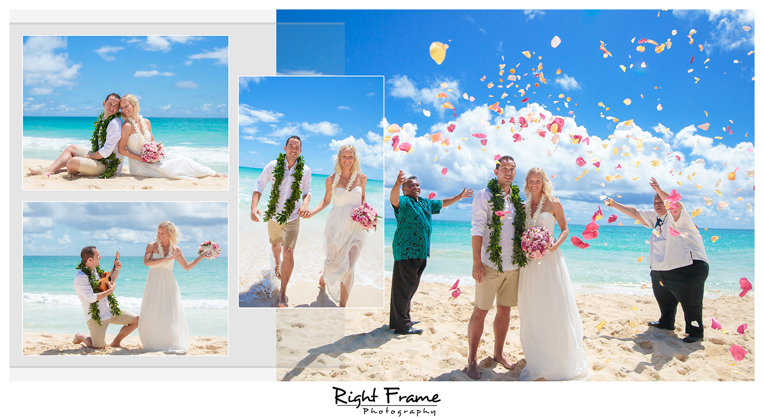 187_Hawaii Beach Wedding