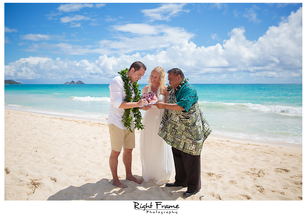 201_Hawaii Beach Wedding