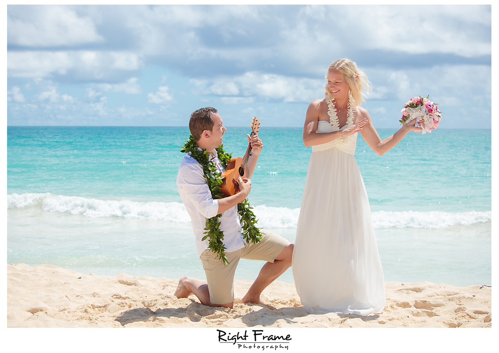 205_Hawaii Beach Wedding