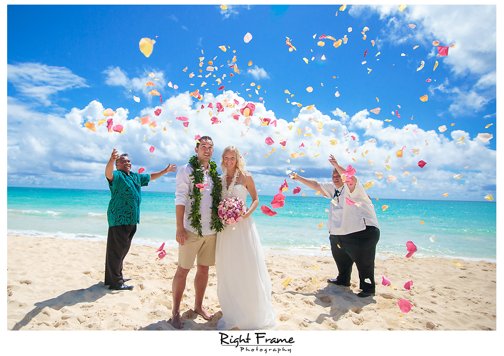 206_Hawaii Beach Wedding