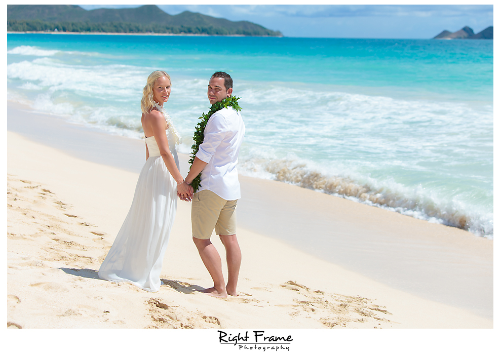 207_Hawaii Beach Wedding