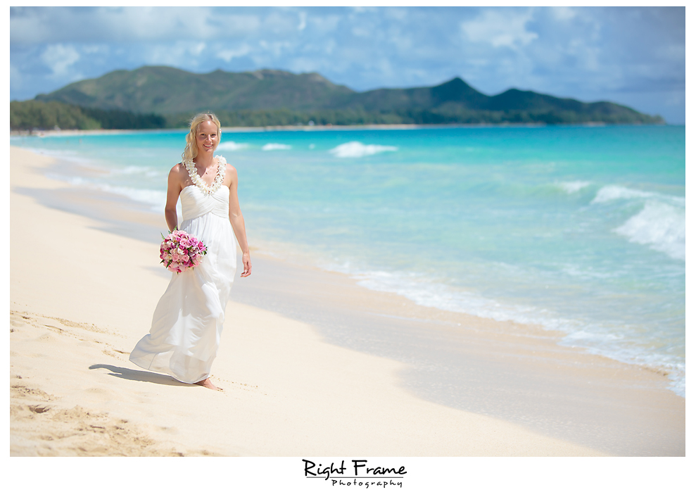 209_Hawaii Beach Wedding
