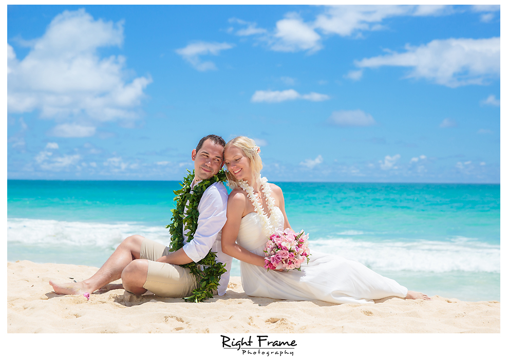 218_Hawaii Beach Wedding