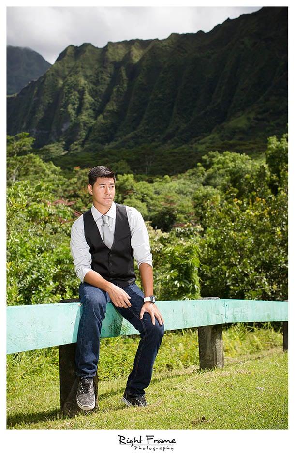 hoomaluhia botanical garden Hawaii