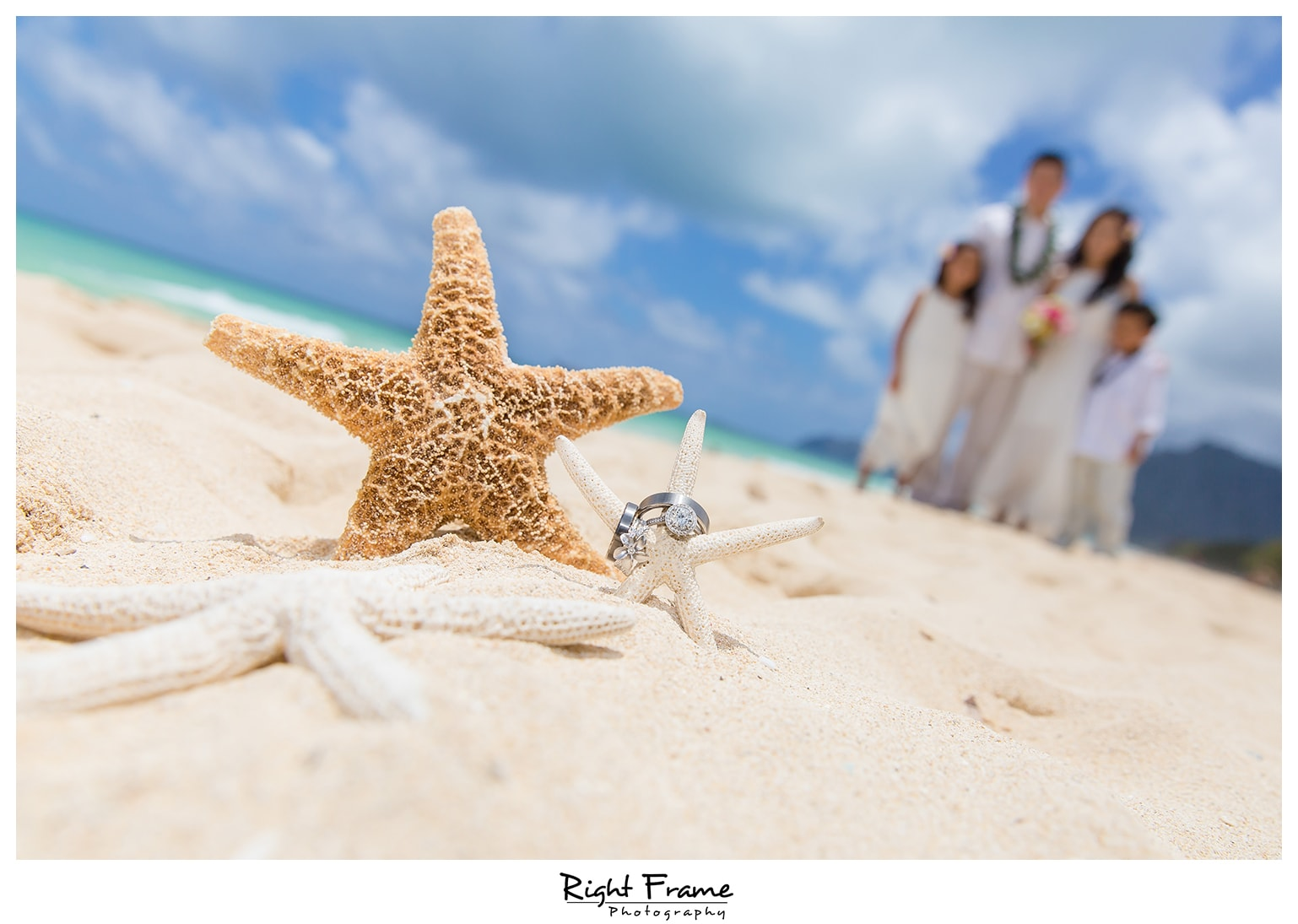Wedding Vow Renewal in Oahu Hawaii