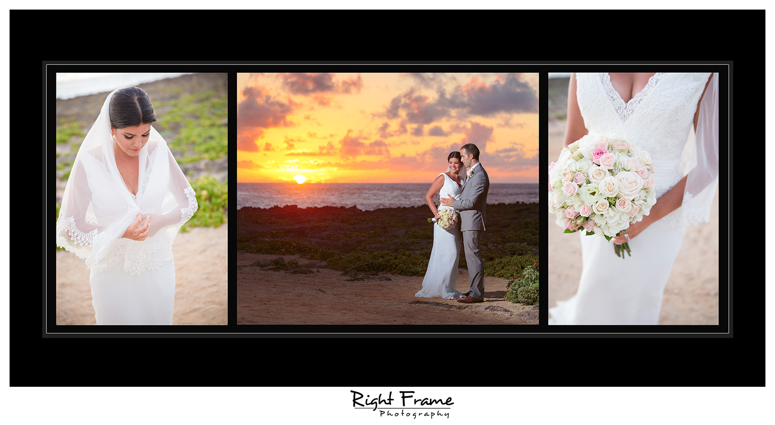 Turtle Bay Resort Wedding Oahu Hawaii