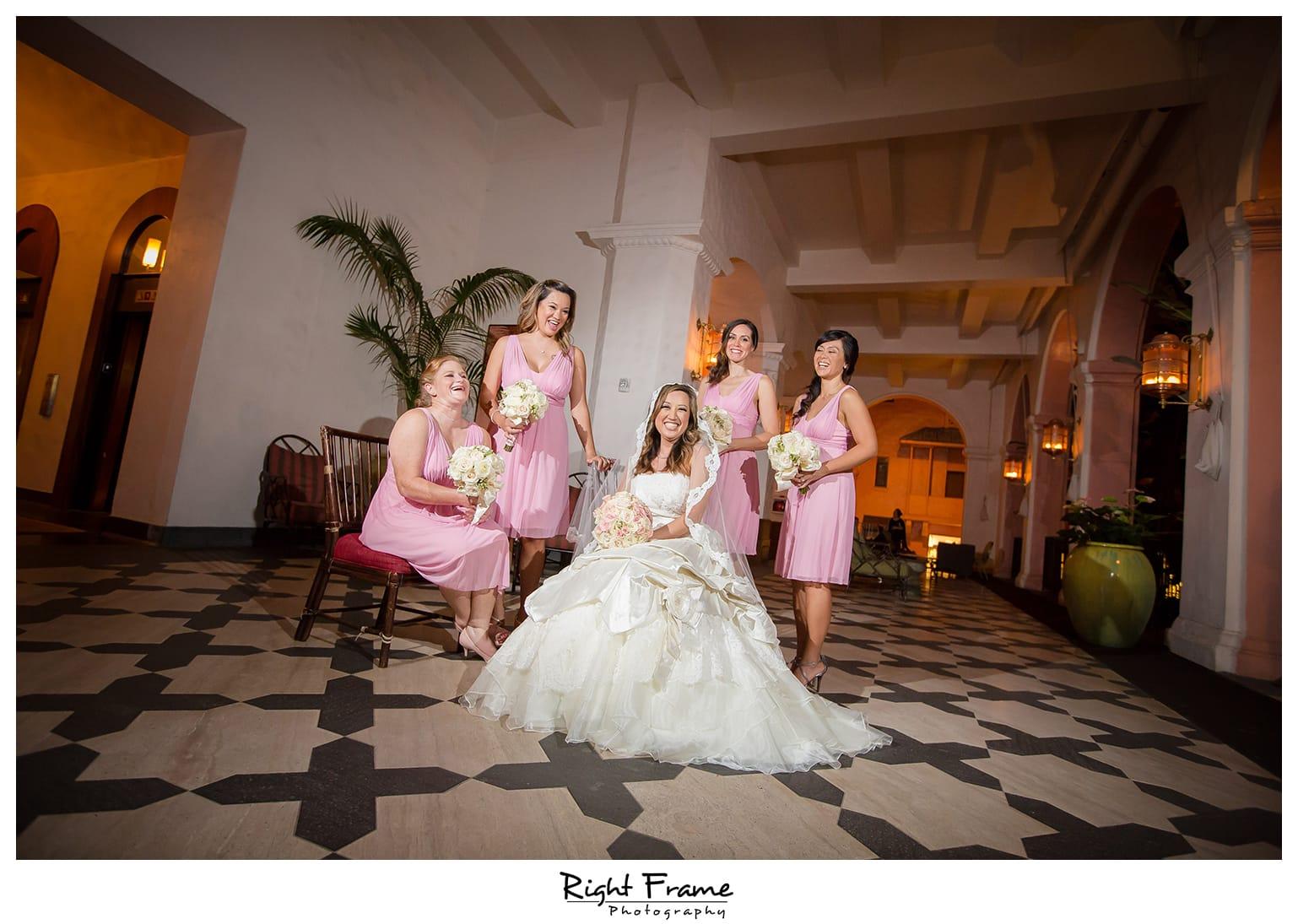 wedding at Royal Hawaiian Hotel Waikiki