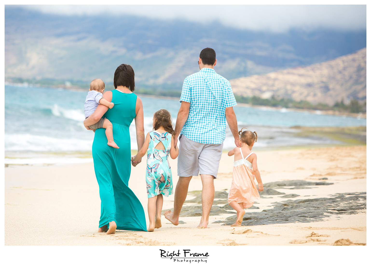 hawaii family photo session