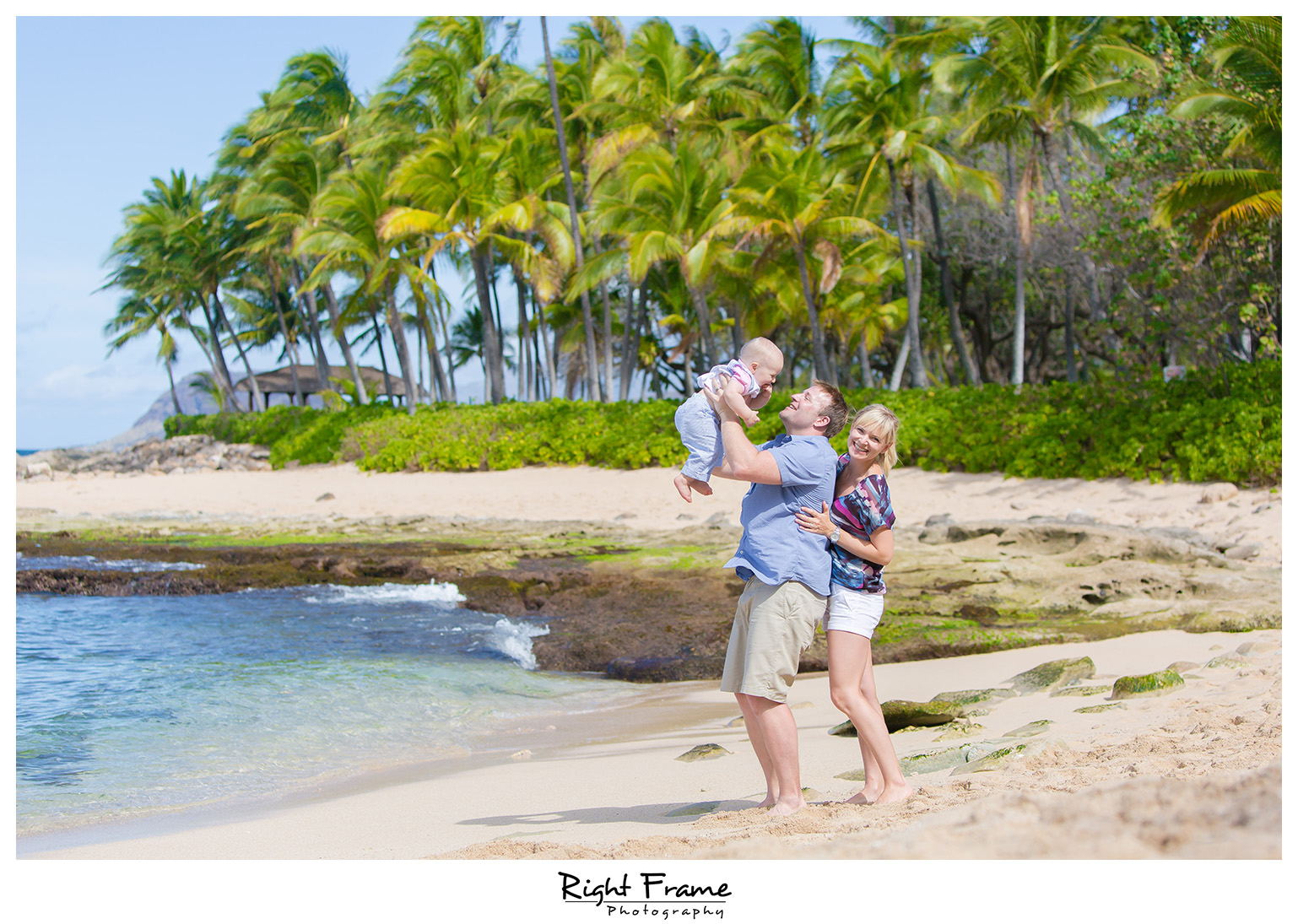 Family Photography near Four Seasons Resort KoOlina