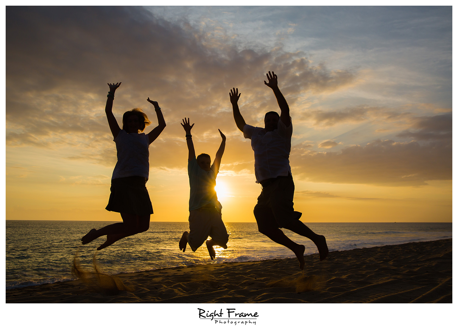 Oahu Family Sunset Photo Session