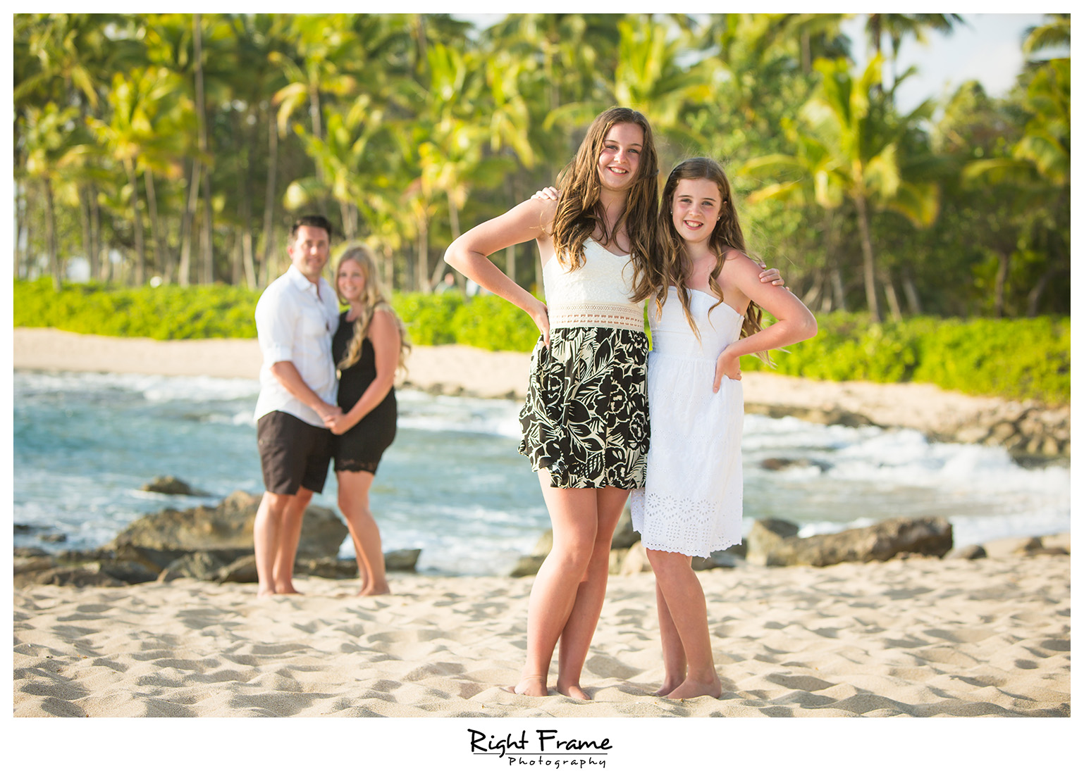 Family Photographer near Marriott Ko Olina Beach Club