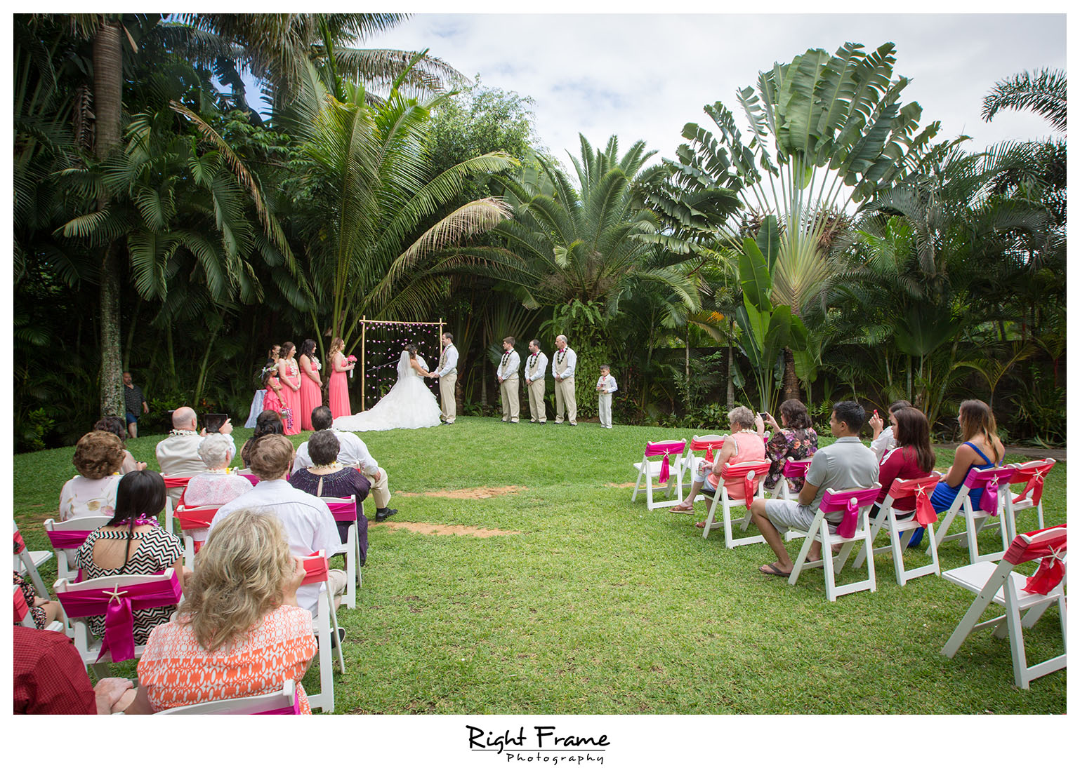 Place to Get Married Hale Koa Estate Hauula