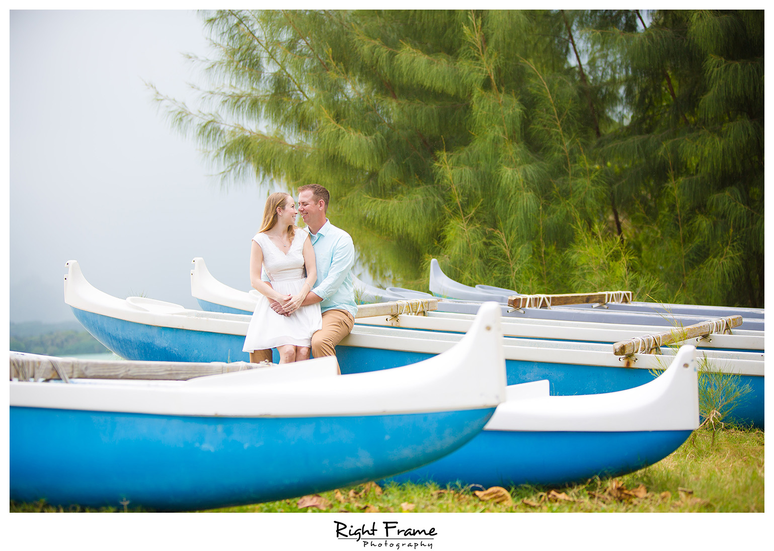 Hawaii Wedding Anniversary Photos