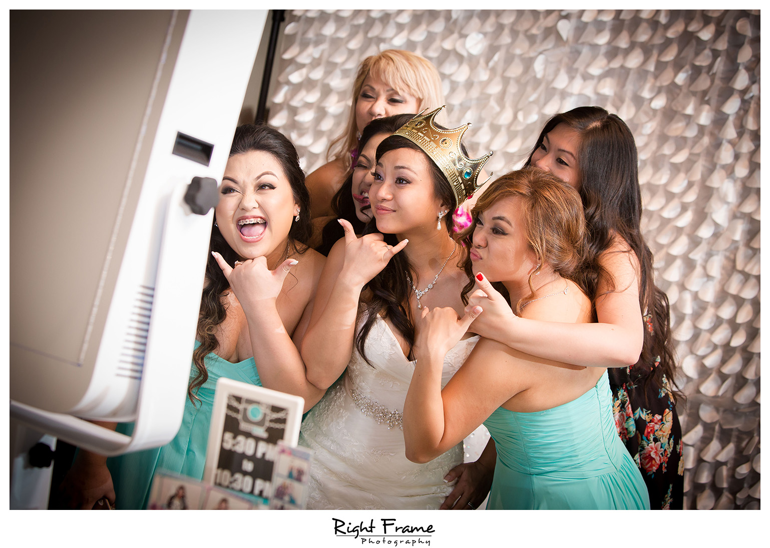 Fun Wedding at the Hale Koa Hotel in Waikiki